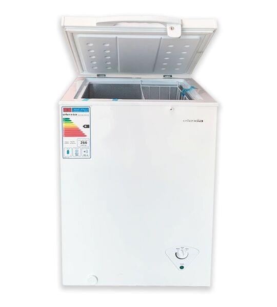 Congélateur coffre 102L BLANC