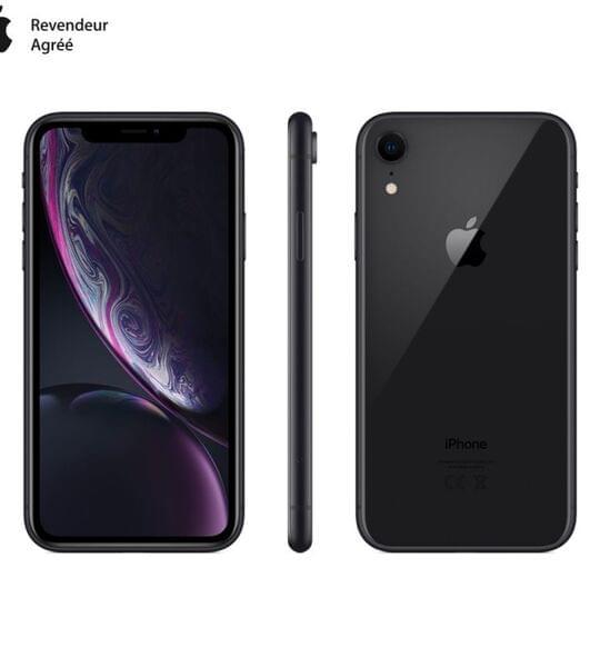 APPLE IPHONE XR 64G NOIR